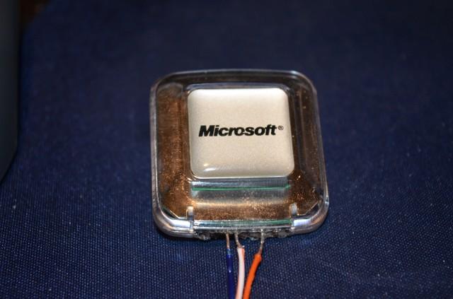 The Microsoft GPS